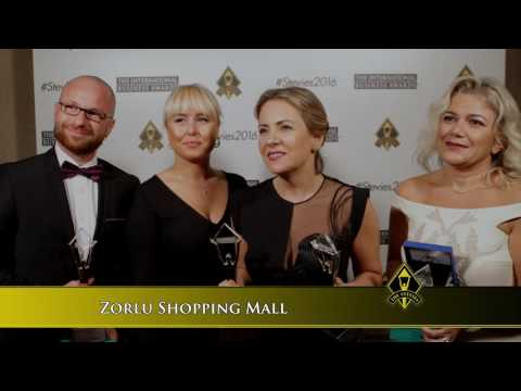 Zorlu Shopping Mall wins a Stevie® Award in The 2016 International Business Awards.