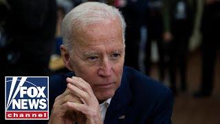 President Trump predicts he will face Joe Biden in 2020