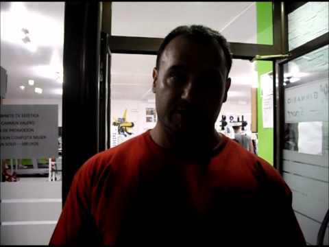 La experiencia de Manolo Valero, propietario del gimnasio Valero Sport de Tobarra, en Club Kallejeo