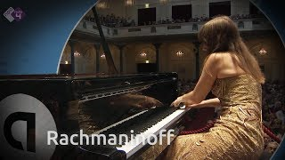 Rachmaninoff: Pianoconcerto no.2 op.18 - Anna Fedorova - Complete Live Concert - HD