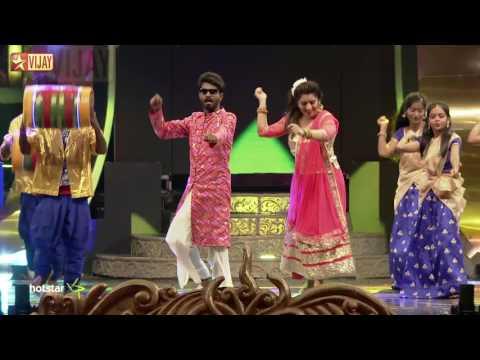 A dance performance by Ma Ka Pa and Priyanka