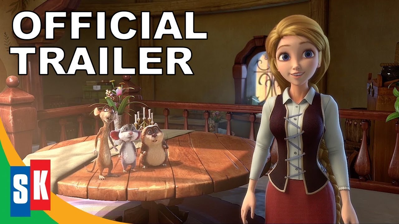 Download Cinderella And The Secret Prince - Official Trailer (HD) - COMING SOON