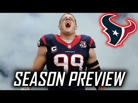 Houston Texans 2017 NFL Season Preview - Win-Loss Predictions and More!