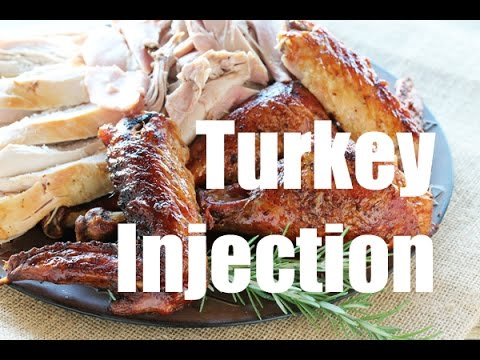 How To Do A Cajun Turkey Injection