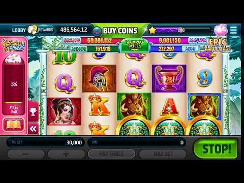 Slotomania new slot EPEC RAPID BLAST YouTube