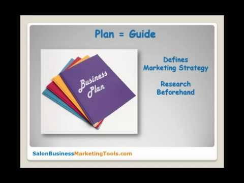 Hair Salon Business Plan - Creating Your Salon Marketing Strategy ...