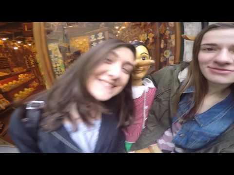 ACIS Italy Trip 2017