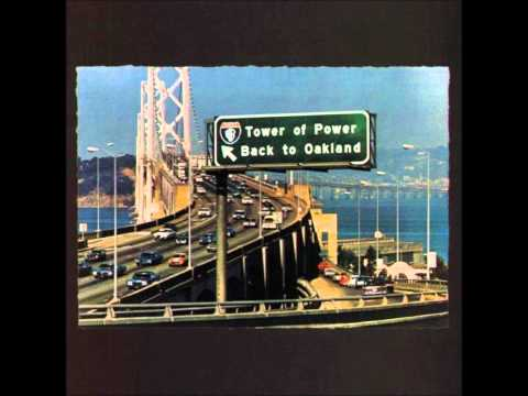Squib Cakes - Tower Of Power - Back To Oakland 1974
