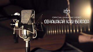 Download lagu diSSa - DIMANAKAH KAU BERADA (Official Karaoke Video)