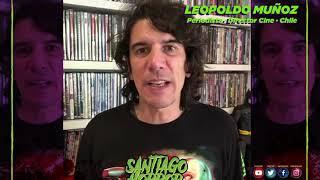 """🎥 Leopoldo """"Polo"""" Muñoz 🎥, nos invita a la nueva edición Santiago Horror"""