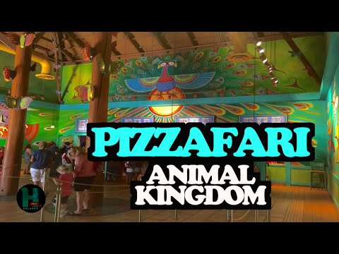 Pizzafari Hosted by Smucker's | Discovery Island | Disney's Animal Kingdom