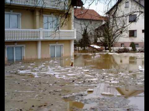 poplave zajecar 2010,( flood in serbia, zajecar 2010 )