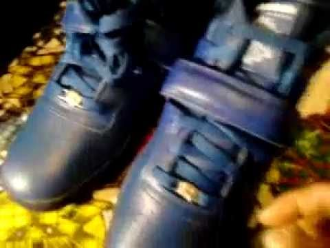 ab3b6c3005d Shoe Collection  Reebok Workout Mid Strap Video 31 - YouTube