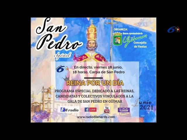 DIRECTO SAN PEDRO 21. Programa