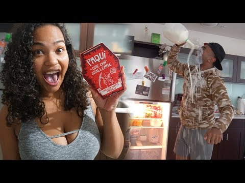 THE DEADLY ONE CHIP CHALLENGE PRANK!! (SHE MAKES A GROWN MAN CRY) 😂🔥