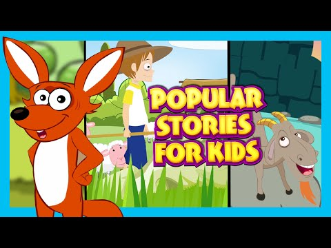 Story Collection For Kids | Popular Stories For Kids In English | The Fox Without A Tail and More