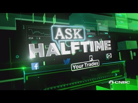 Buy or sell Regions Financial? How to play tobacco stocks and more in #AskHalftime