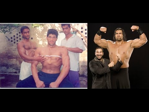 WWE SUPERSTARS TRANSFORMATIONS ft Dwayne Johnson,John Cena ,Brock Lesnar, Khali Motivation -2016