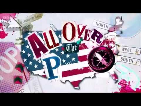 All Over The Place USA Theme Song