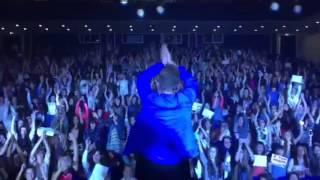 Концерт Егора Крида в Ростове-на-Дону 3 октября 2015 года