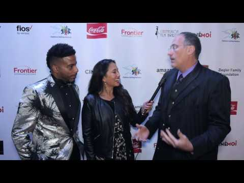 Cinémoi's Oscars After Party Interview w/  Marwan Granville & Jeffrey Benton
