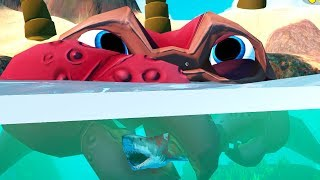 LEVEL 250 GIANT CRAB - Feed and Grow Fish - Part 64  Pungence