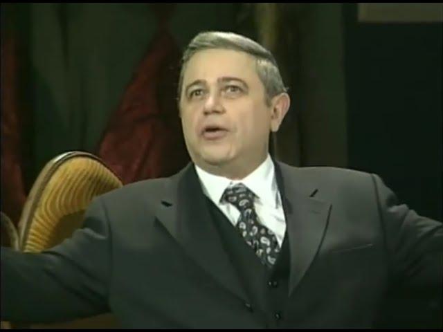 "Е. Петросян Е. Степаненко — сценка ""Менталитет"" (1999)"