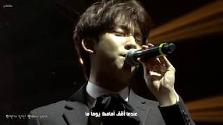 [no0o0datrans] B1A4~ Stay As You Are (Live Space Concert) [arabic sub]