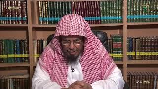 #فتاوى   ما هو مقدار الصاع في إخراج زكاة الفطر.  مع معالي الشيخ عبدالله المطلق.