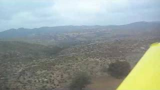 WHEELPAN: Low Level Flying: GRUMMAN AA1-B (set to music) 6-12-09