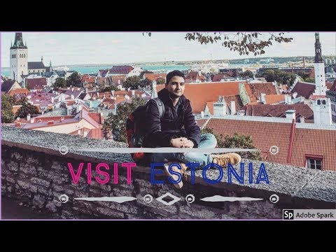 Visit Tallinn Estonia / Vlog