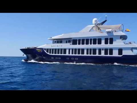 Cruise through the Galapagos in luxury on the Origin Yacht