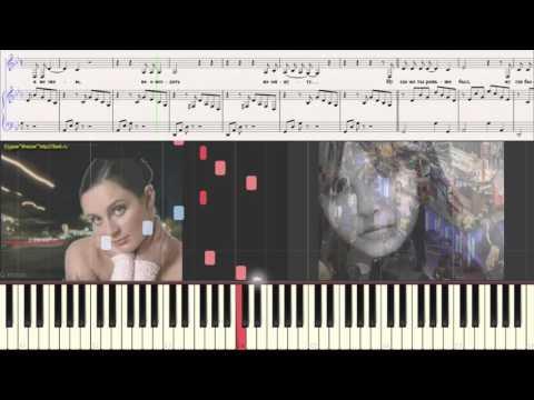 ноты скачать для фортепиано ваенга шопен