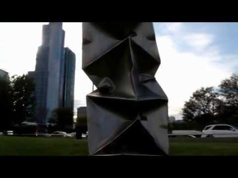 2015 Chicago Museum Campus - Habakuk (Homage to Max Ernst) - by Ewerdt Hilgemann