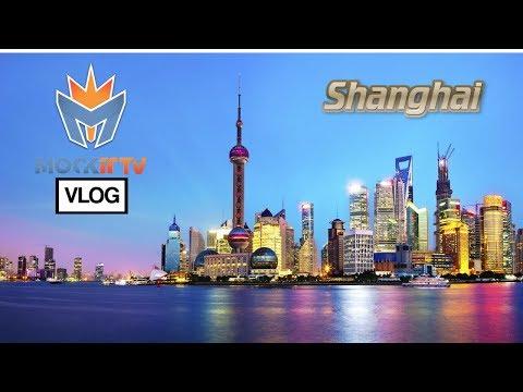 Mockit Goes to Shanghai Vlog