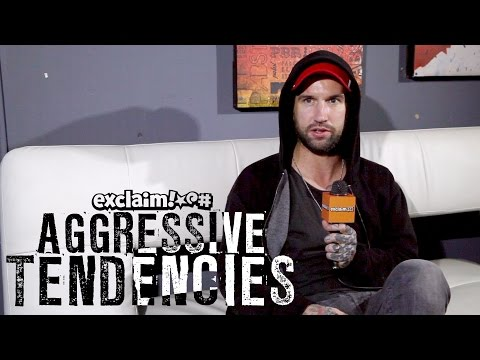 Keith Buckley on Deadguy, Coalesce, Disembodied and ETID's metalcore guests | Aggressive Tendencies