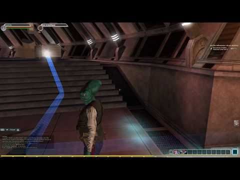 Let's Play Star Wars Galaxies - part 2: Tansarii Point Station