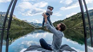 Ein Traum geht in Erfüllung #bergseebungalow | Schweiz #VLOG235