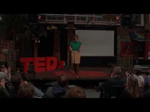 From BandAid to RadiAid, Laughing Our way to Change: Anja Bakken Riise at TEDxMuenster (TEDxMünster)