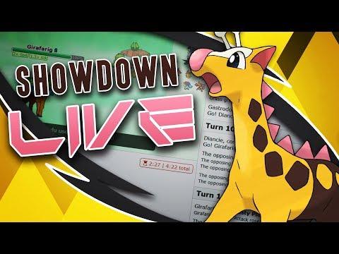 [USUM OU] Serperior Plays Make This Giraf Look aRig-ged (PS Live #33)