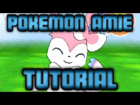 ★ Pokemon Amie Tutorial - Max Affection EASY | Pokemon X And Pokemon Y