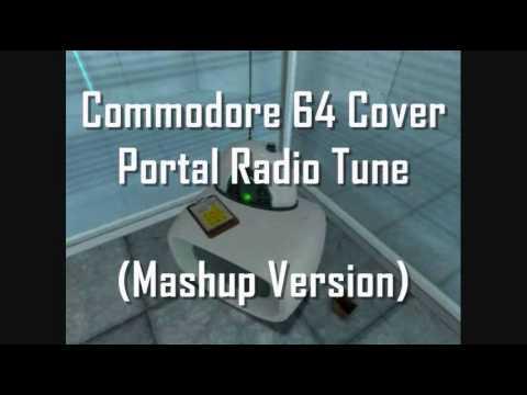 Commodore 64 Cover: Portal Radio Song