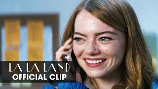 "La La Land (2016 Movie) Official Clip – ""Thanks For Coming"""
