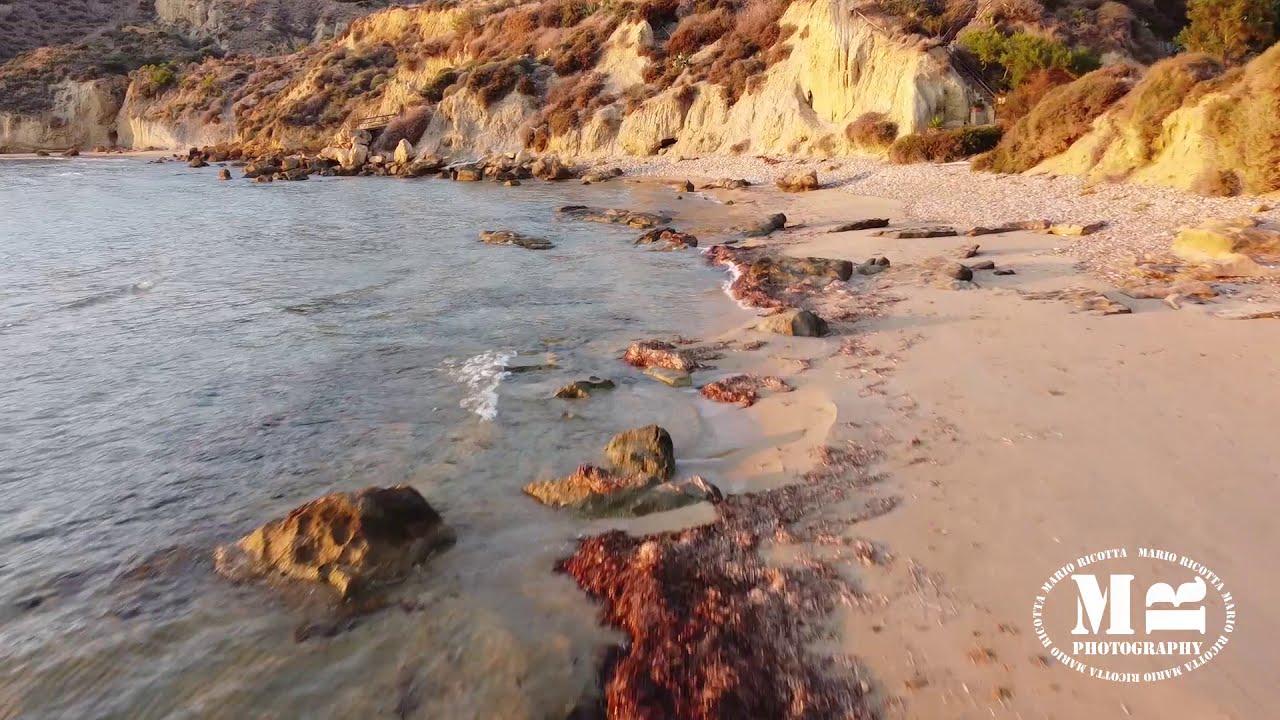 Spiaggia delle Pergole Realmonte AG