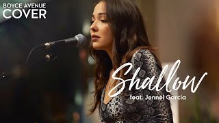 Download Shallow - Lady Gaga, Bradley Cooper (A Star Is Born)(Boyce Avenue ft. Jennel Garcia acoustic cover) Mp3 and Videos