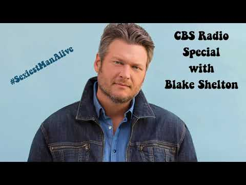 Blake Shelton interviews with CBS Radio Special, talking Gwen, The Voice & more (Nov, 2017)