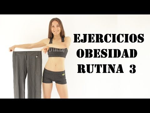 Ejercicios para la obesidad 3 - Exercises for obesity 3