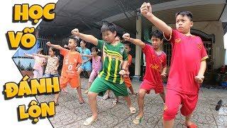Tony | Lớp Học Võ Bá Đạo Nhất Trái Đất - Learn Kungfu