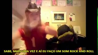 BEART FOOT PERSON (Old Andy Biersack) - LEGENDADO PT-BR