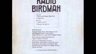 Watch Radio Birdman Burned My Eye video